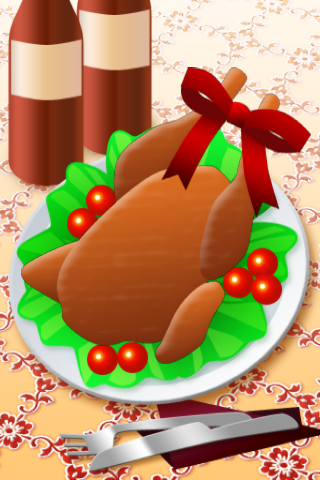 Screenshot A turkey -Let's eat-