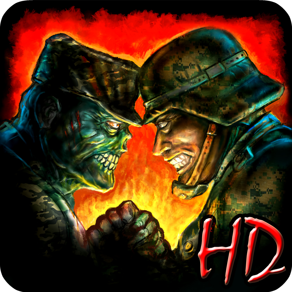 Action Adventure Marines VS Zombies Battle Plains War Games HD