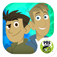 Wild Kratts World Adventure logo