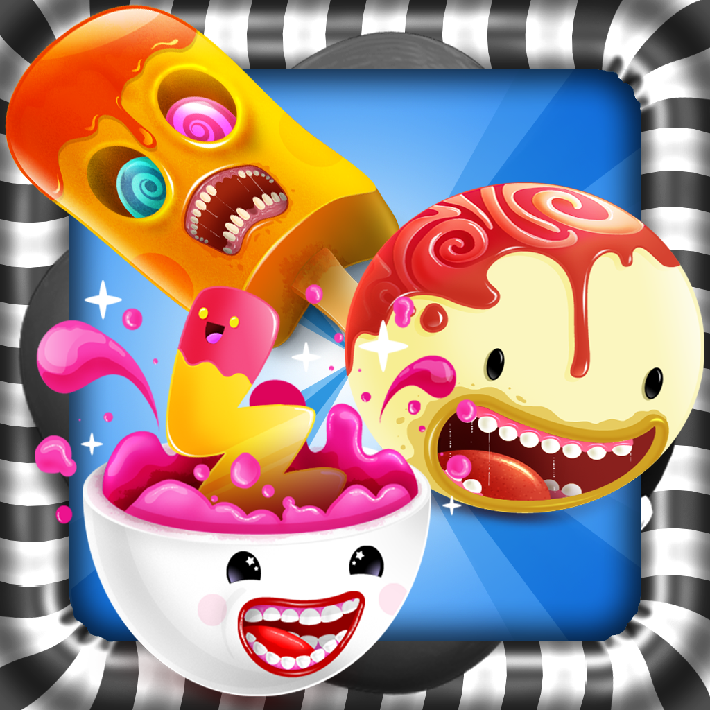 A Candy Halloween - Trick or Treat Puzzle Game